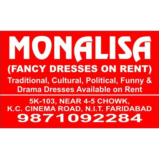 adfe8a18328 Monalisa Fancy Dresses On Rent, Sector 48, Faridabad - magicpin