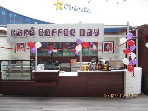 Reviews Ratings Of Cafe Coffee Day Bannerghatta Road