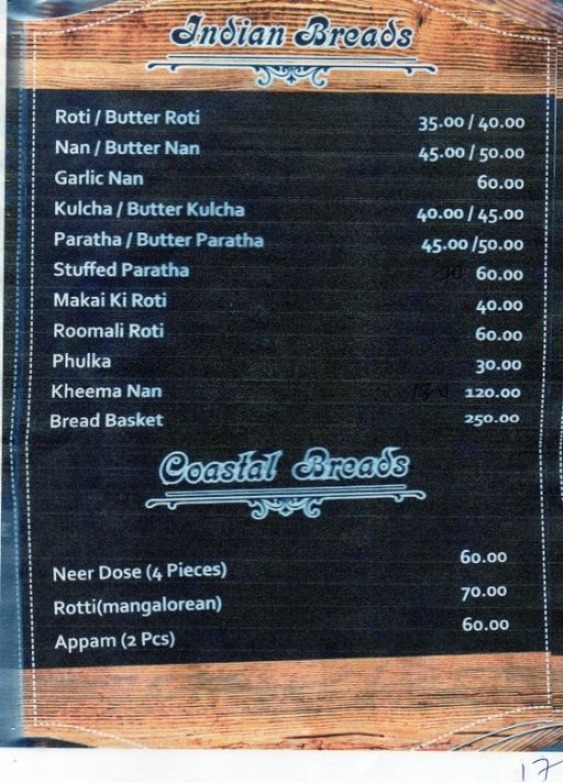 Food Menu 18 of Swathi Deluxe, Kadubeesanahalli, Bangalore