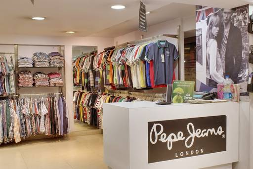 d53b6977aa ... Bangalore Store Images 3 of Pepe Jeans Factory Outlet