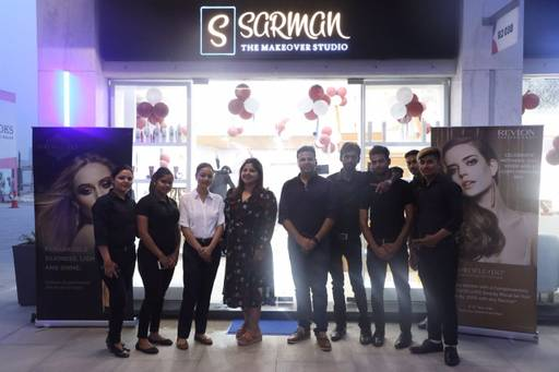 Store Photo - Sarman The Makeover Studio, Sector 39, Gurgaon