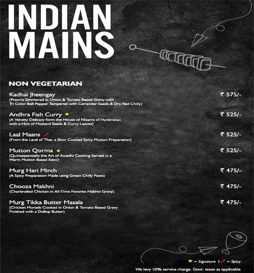 Food Menu 13 of Mystique Melange, Ashok Vihar Phase 2, New Delhi