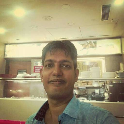 Naveen Mittal @ Bangla Sweet n Spice, Connaught Place (CP), New Delhi