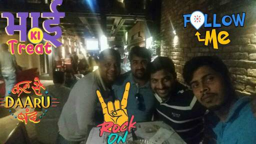 Shrey Dangi @ The Beer Cafe - Biggie, Inner Circle, Connaught Place (CP), New Delhi photos