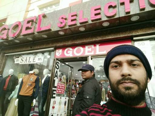 goel selection rohini goel garments