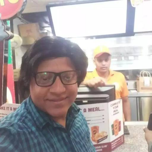 Arvind Agarwal at Kebab Xpress, Kirti Nagar, New Delhi photos