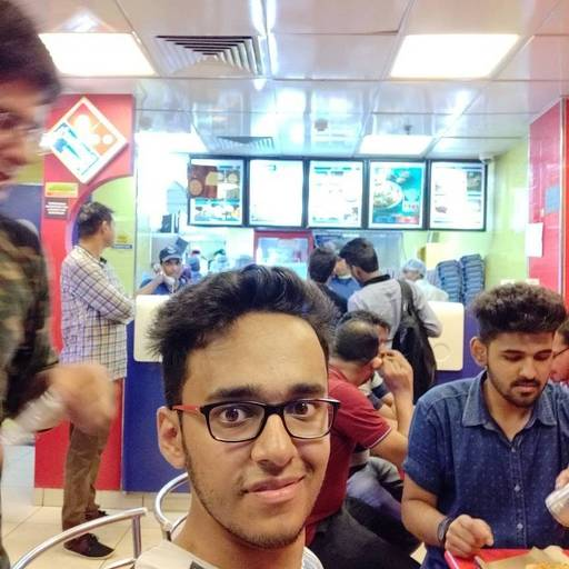Shubham Sood at Domino's Pizza, Sector 50, Gurgaon photos