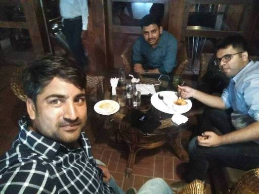 Asim Pathan at The Godfather Lounge And Bistro, DLF Cyber City, Gurgaon photos