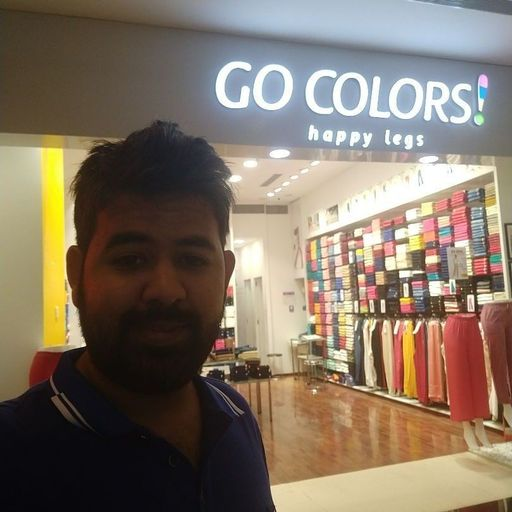 Bhavesh Sadhnani at Go Colors, Malad West, Mumbai photos