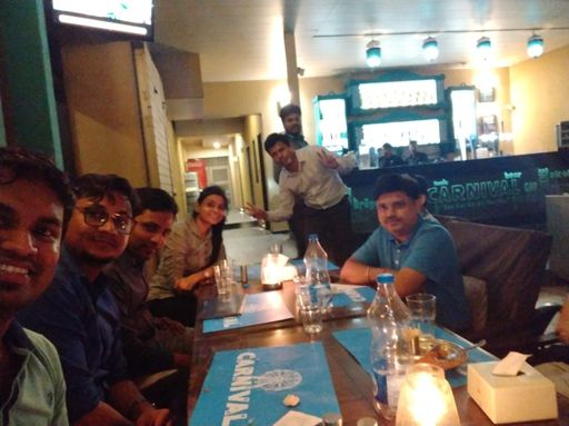 Amit Verma at Carnival Rest. And Bar, Mundhwa, Pune photos