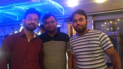 Durgesh Choudhary at Molecule Air Bar, Sector 29, Gurgaon photos