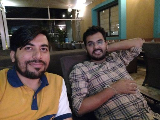 CA Harshal at Carnival Rest. And Bar, Mundhwa, Pune photos