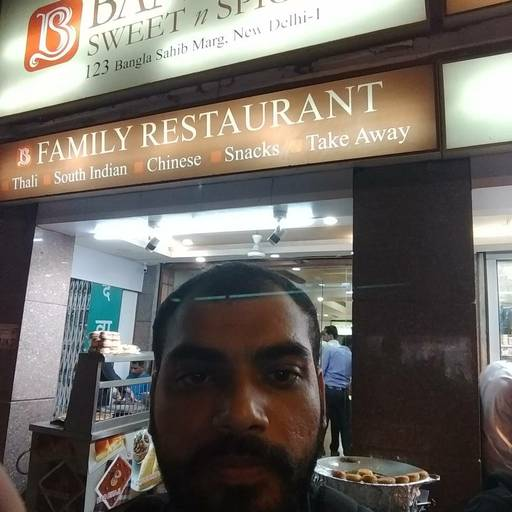 Vineet @ Bangla Sweet n Spice, Connaught Place (CP), New Delhi photos