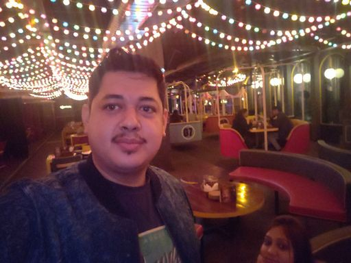 Sudhansu Bisht at Southpoint Carnival, Golf Course Road, Gurgaon photos