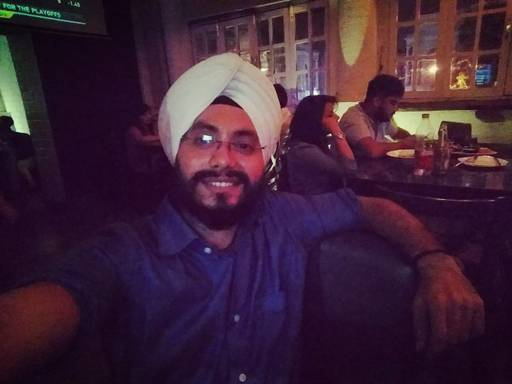 Tej deep singh sodhi @ Cafe MRP, Connaught Place (CP), New Delhi photos