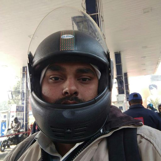 Yogendra Kumar at HP Petrol Pump - LT. Vijyant Motors, Sector 41,  photos