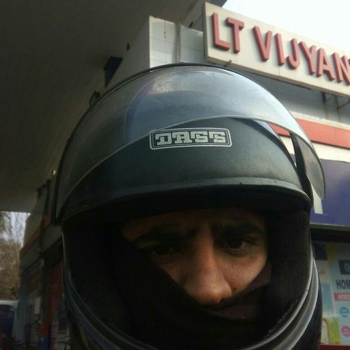 Ashutosh Malik at HP Petrol Pump - LT. Vijyant Motors, Sector 41,  photos