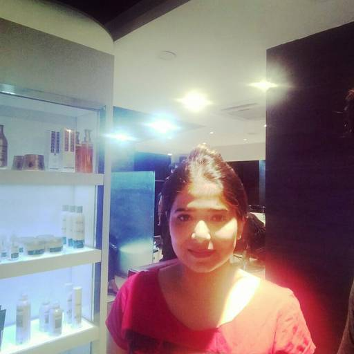 Lubna Anjum at Studio M Salon By Madonna, Dwarka,  photos