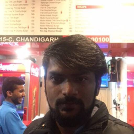 Rahul Goel @ Burger Point, Sector 15, Chandigarh photos