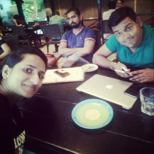 Shruti Idiwal @ Roots - Cafe In The Park, Sector 29, Gurgaon photos