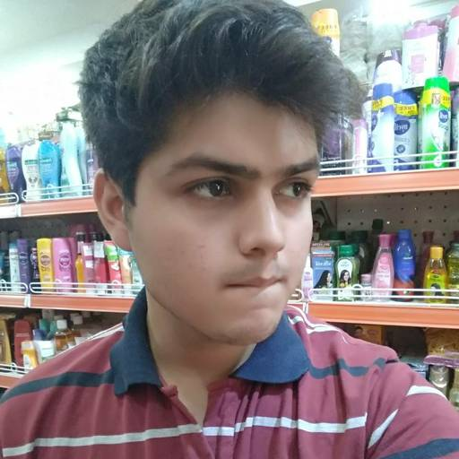 Rishabh Bhatia at Agrawal Mega Mart, Chander Nagar,  photos