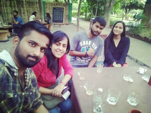 Aakash Mohan @ Roots - Cafe In The Park, Sector 29, Gurgaon photos