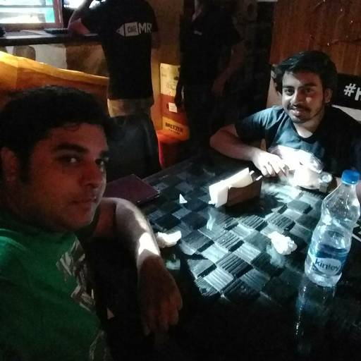 Rahul Lal @ Cafe MRP, Connaught Place (CP), New Delhi photos