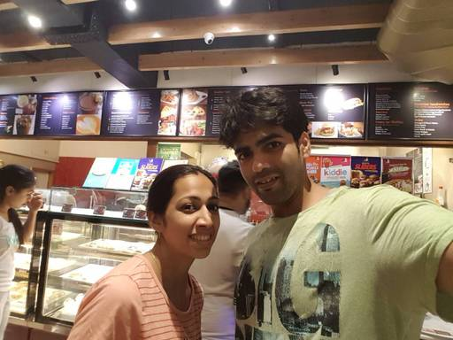 Anshul Sood @ Nik Baker's, Sector 35, Chandigarh photos