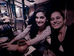 Yashika @ Roots - Cafe In The Park, Sector 29, Gurgaon photos