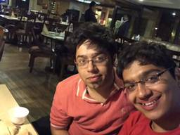 Pranay @ Taste of China, Connaught Place (CP), New Delhi photos