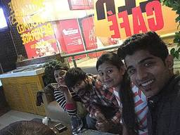 Ajay Pratap @ The Beer Cafe, Ambience Mall, Ambience Mall, Gurgaon photos