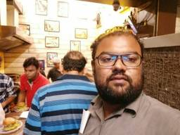 Anurag Gupta @ Bistro 37, Sector 37, Noida photos