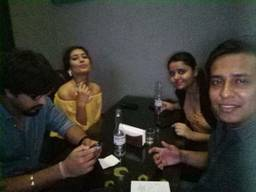 Debojit Chakraborty @ Cafe MRP, Connaught Place (CP), New Delhi photos
