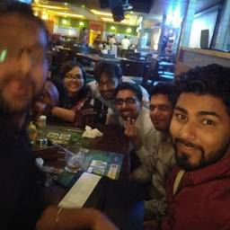 Ajay Prem Shankar @ Vapour Bar Exchange, Sector 29, Gurgaon photos