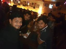 Yogesh Kathuria @ Downtown - Diners & Living Beer Cafe, Sector 29, Gurgaon photos