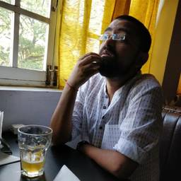 Abhijit @ Cafe Immigrant, Connaught Place (CP), New Delhi photos