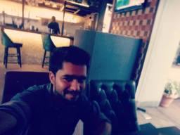 Deepak Singh Dadhwal @ Cafe Immigrant, Connaught Place (CP), New Delhi photos