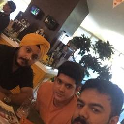 Himanshu Verma @ The Beer Cafe, Ambience Mall, Ambience Mall, Gurgaon photos