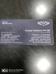 Store Images 1 of Finesse Fashions Pvt. Ltd.
