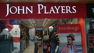 Store Images 3 of John Players
